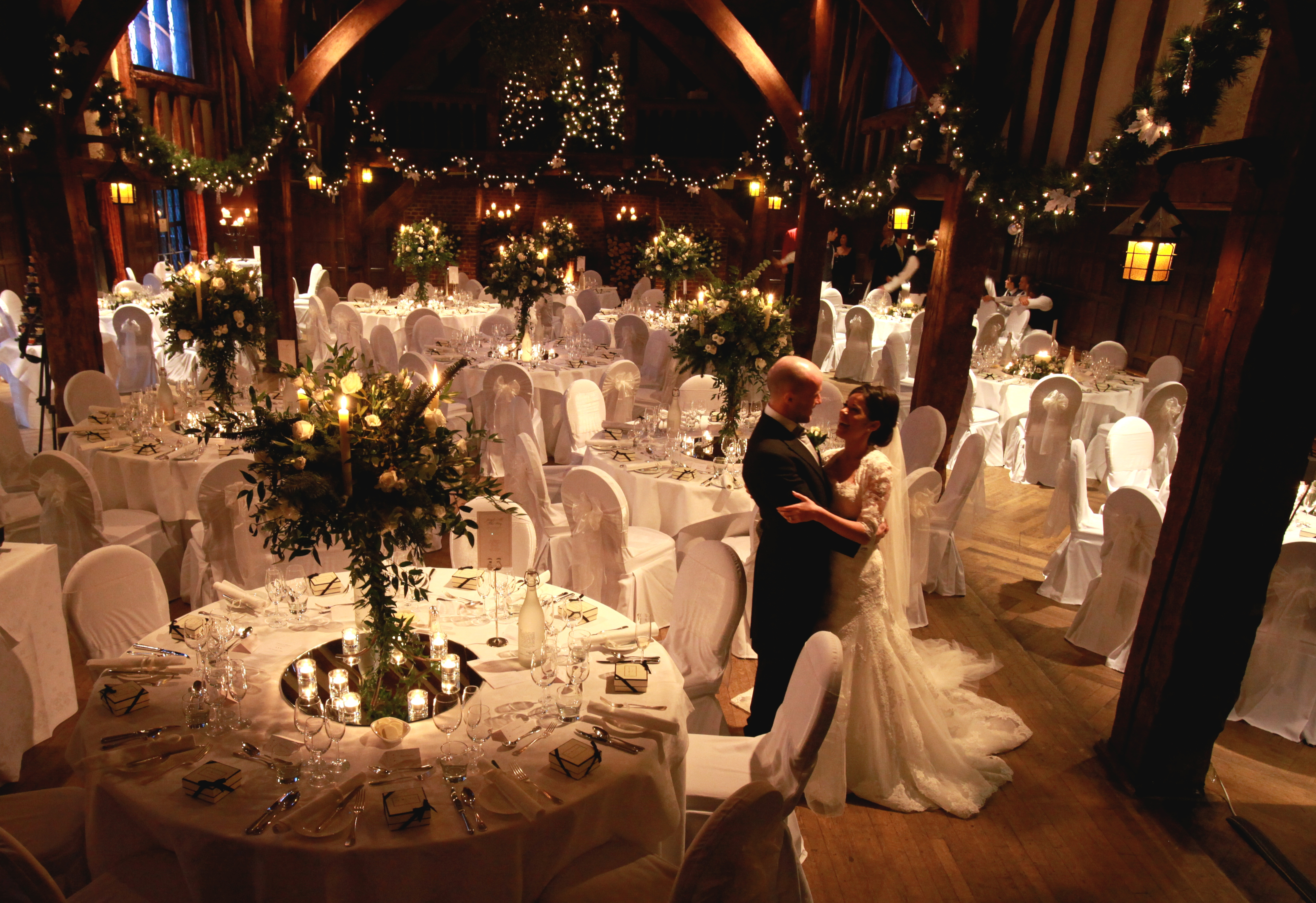 6 Venues For A Winter Wonderland Wedding Yahire