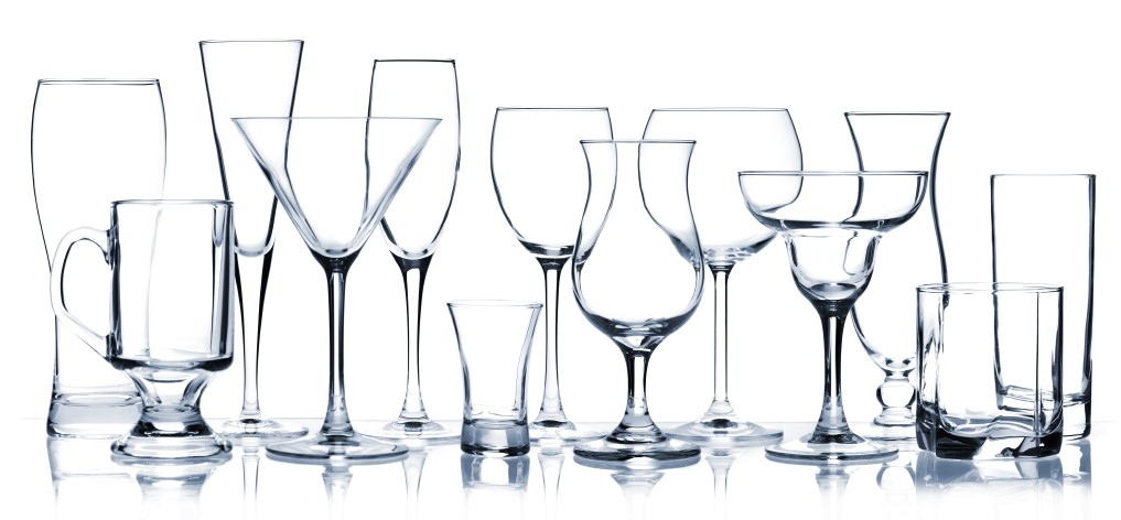 Glassware for any occasion