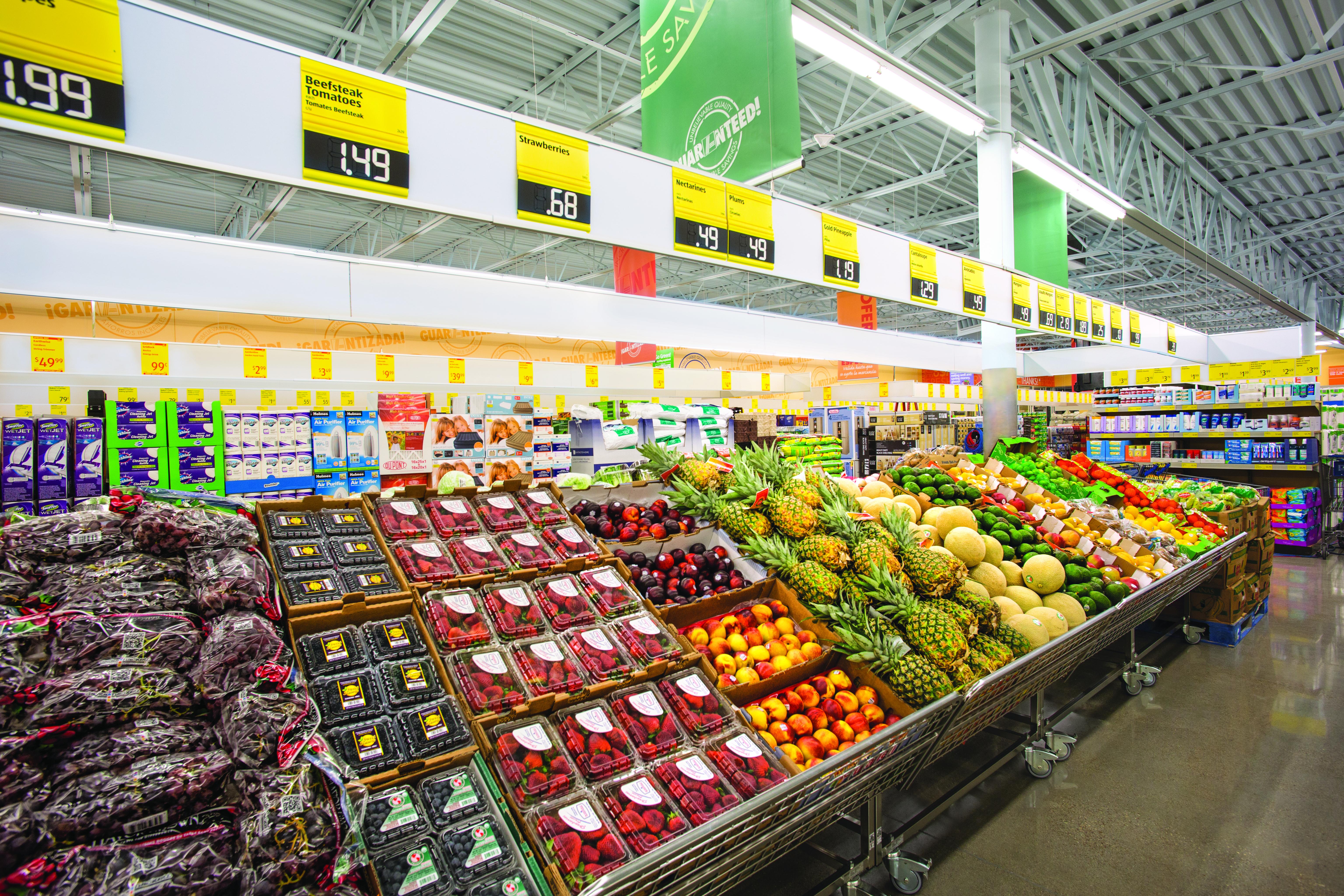 Cheaper German Supermarket
