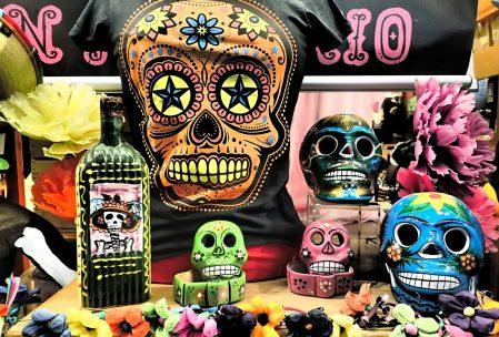 Voodoo Halloween decorations