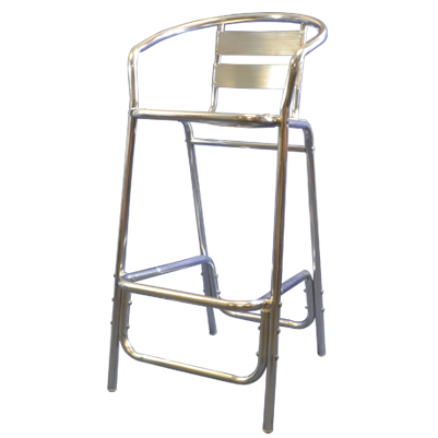 Aluminium Bar Stool Rental