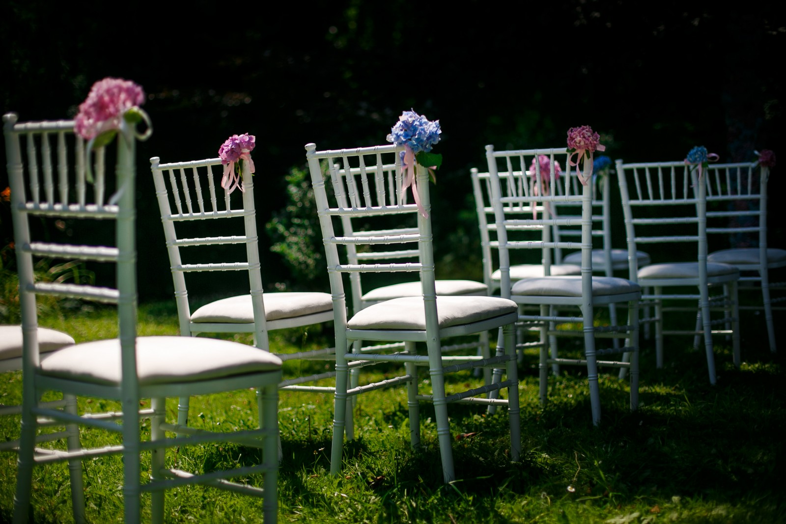 Stylish Wedding Chair Hire