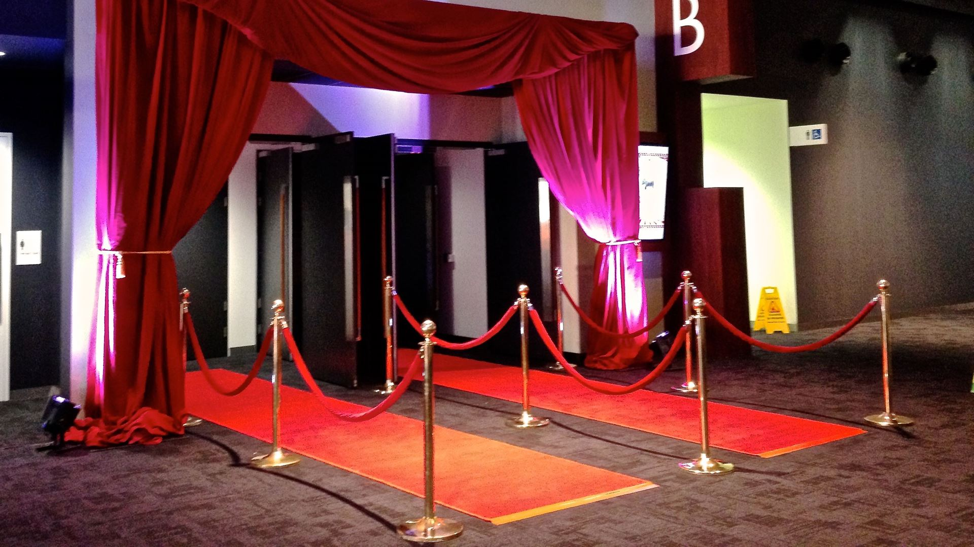 Rolling Out The Red Carpet Yahire Furniture Hire Blog
