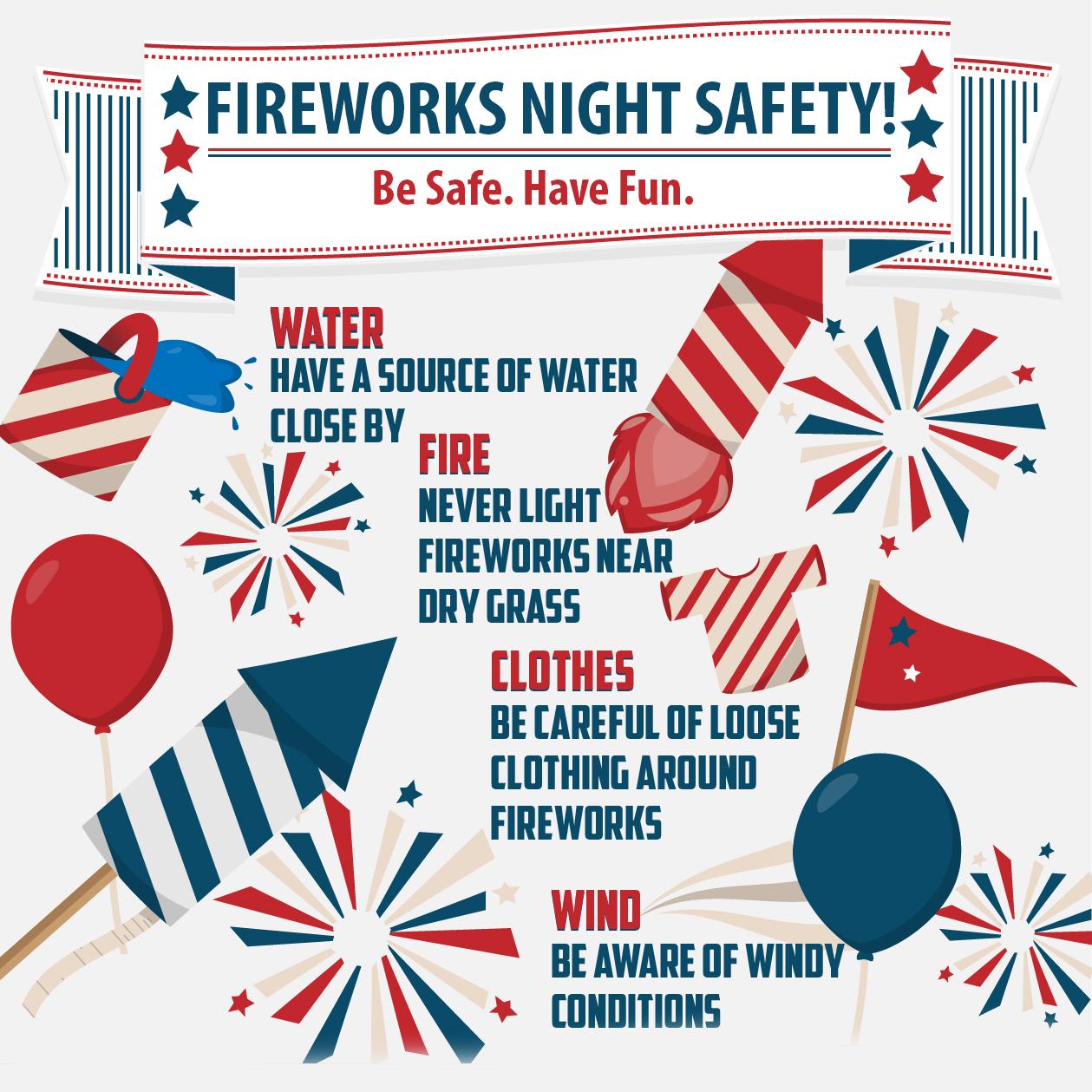 Fireworks Night Safety