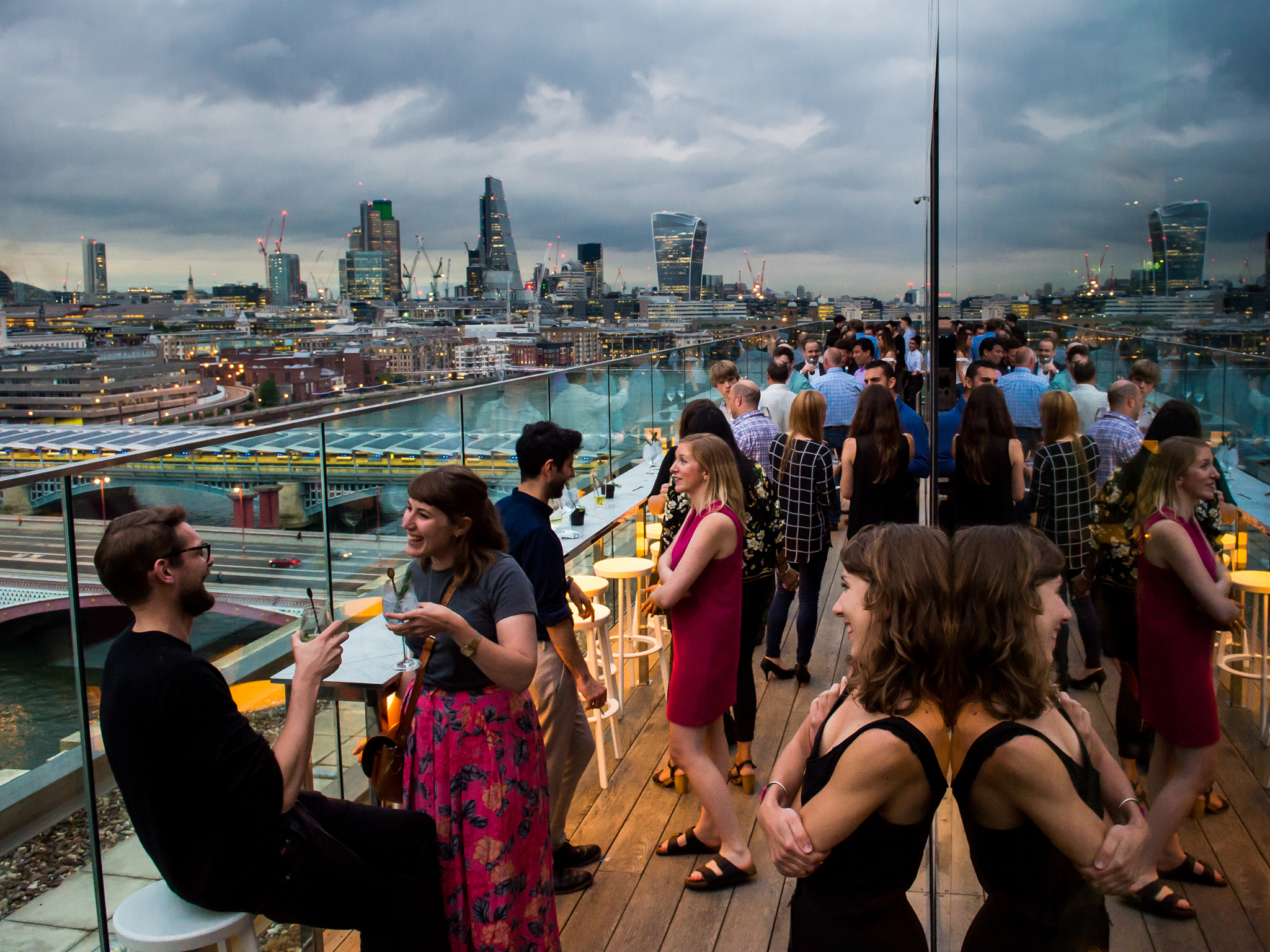 Five of the Best Roof Top Bars in London - Yahire ...