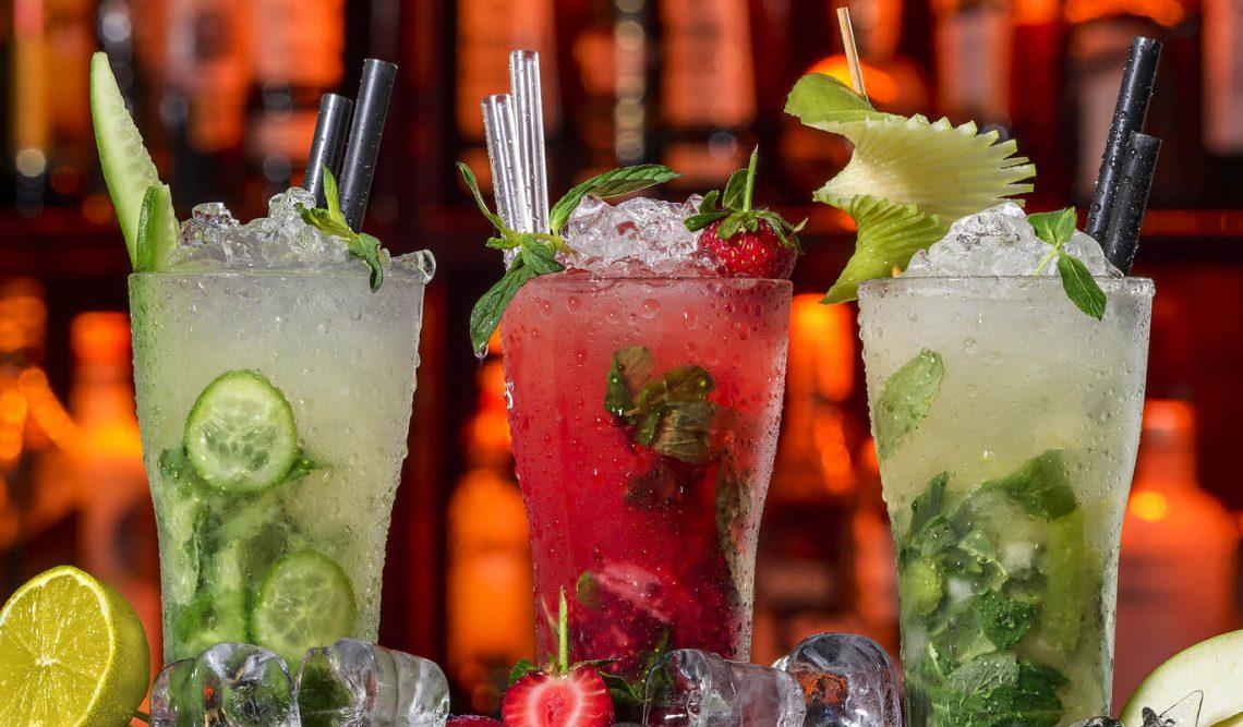 Summer Cocktail Recepies