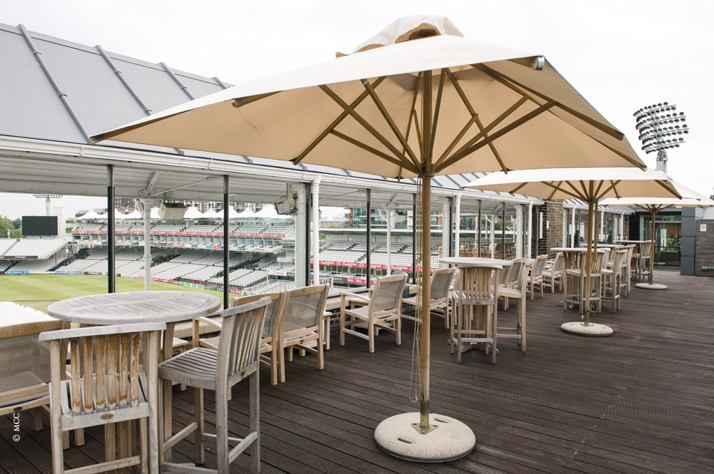 Pavilion Roof Terrace