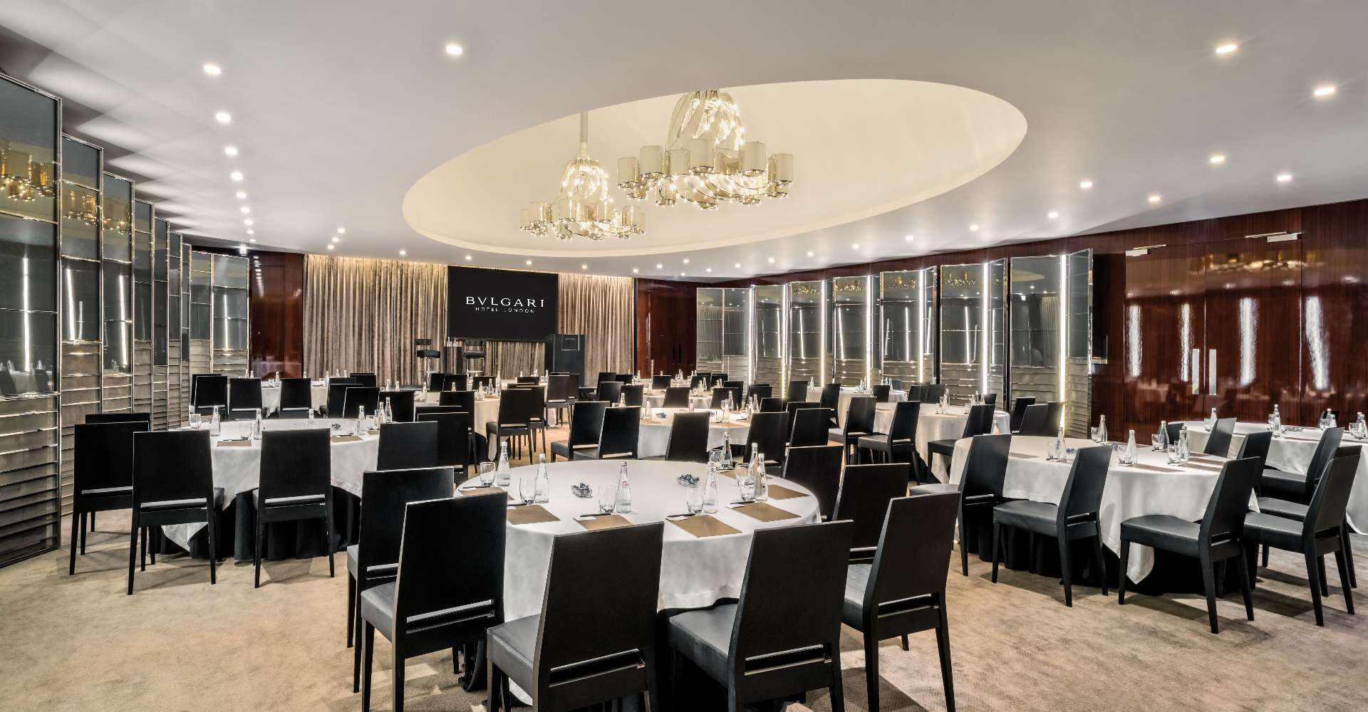 Bulgari Hotel Event Space Hire