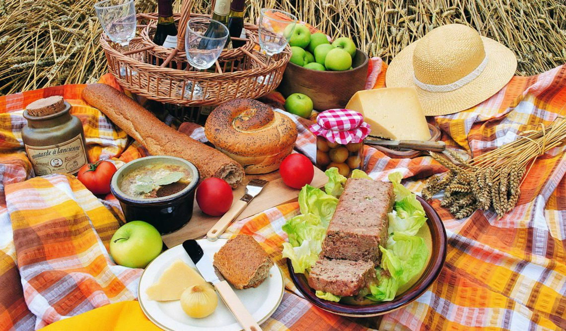 Picnic Food Pairings