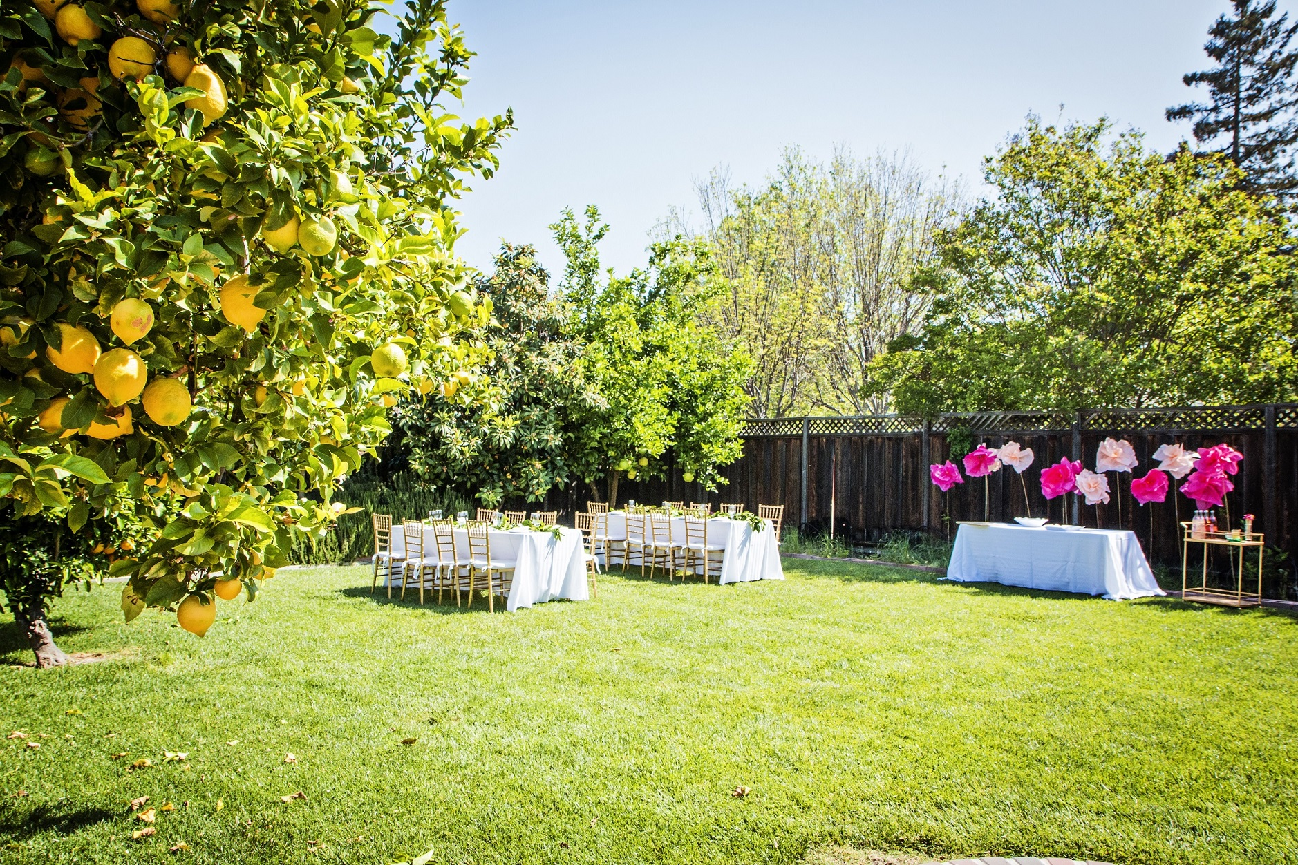 How To Plan An Unforgettable Summer Garden Party Yahire