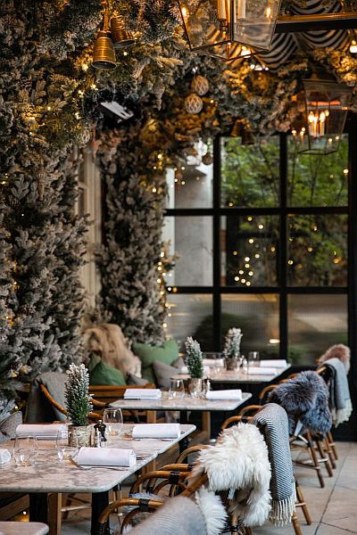 London Winter Rooftop and Terrace Bars